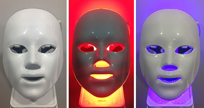 DEESSE LED face Mask