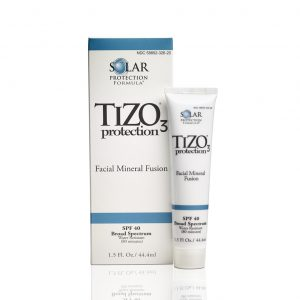 TIZO 3 protection, facial mineral fusion
